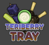 Teriberry Tray (Logo)