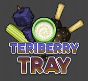 Teriberry Tray (Logo)