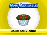 Holly Jolly Cake