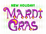 Holiday mardigras sm