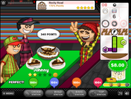 Johnny Perfect Score (Rocky Road) (Bakeria)