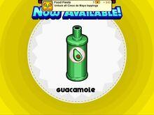 Unlocking guacamole
