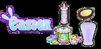 Papa's Pancakeria HD - Ingredients - Easter