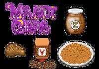Pastaria To Go Mardi Gras Ingredients