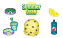 PapasScooperia - Summer Luau Ingredients