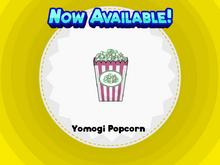 Yomogi Popcorn