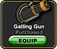 A8 Gatling Gun