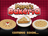 Papa's Bakeria Coming Soon