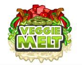 Veggie melt