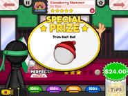 Cinnaberry Slammer Special Prize
