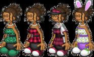 PLP Cecilia Outfits