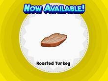 Roasted Turkey Sushiria