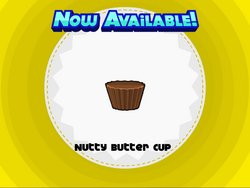 Nutter Butter cup