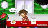 Angry Fernanda