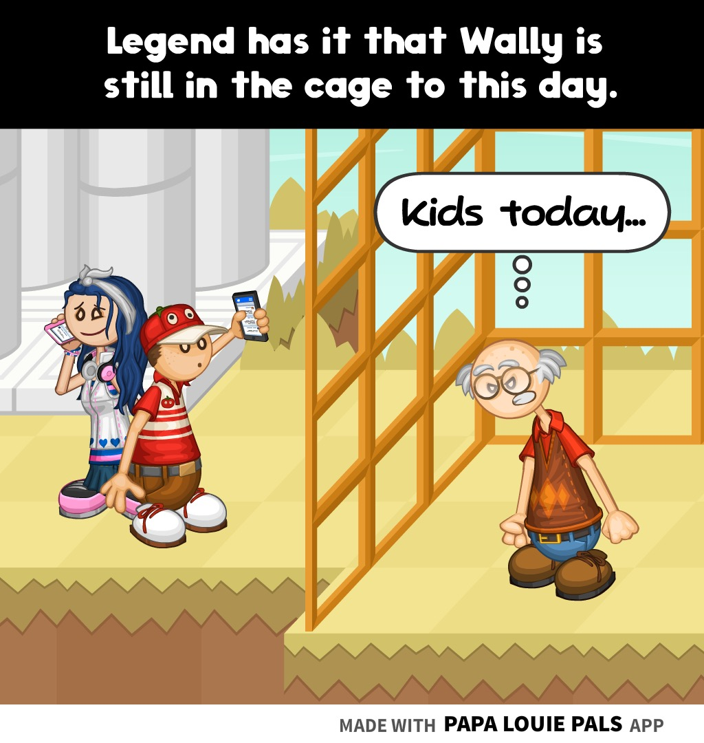 User blogZoomer3539 My Papa Louie Pals Scenes Gallery