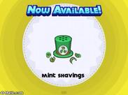 Papa's Cupcakeria - Mint Shavings