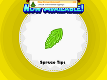 Spruce Tips PPHD