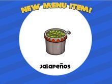Jalapeños (Taco Mia!)