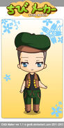 Chester in chibi