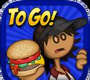 老爹漢堡店To Go!