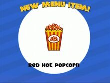 Unlocking red hot popcorn