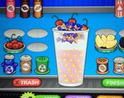 My Freezeria order