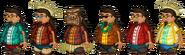 PLP Kahuna Outfits