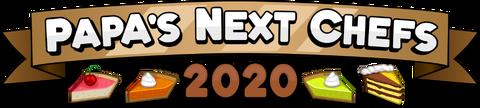 Papa's Next Chefs 2020 logo