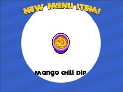 Unlocking mango chili dip