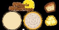 Pizzeria HD - Maple Mornings Ingredients