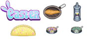 Easter Ingredients - Taco Mia HD