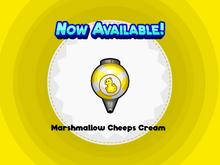 Marshmallow Cheeps Cream- DTG!