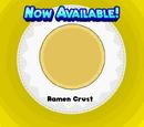 Ramen Crust
