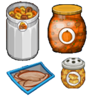 Thanksgiving toppings (pastaria)