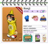 Kenji H Profile