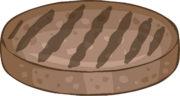 Papa's Burgeria - Medium Burger