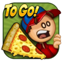 Pizzeria To Go Icon (Updated)