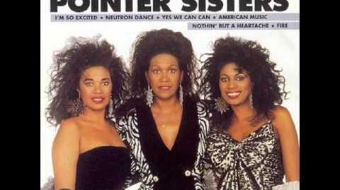 The pointer sisters - I'm so excited-0