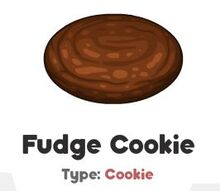 Fudge Cookie