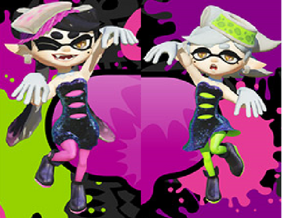 Squid Sister Icon