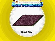 Black Rice S