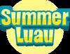 Summer luau logo
