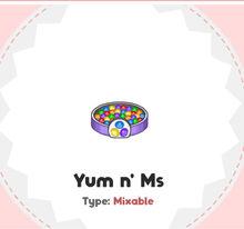 Yum n Ms (Scooperia)