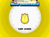 Tulip Cookie