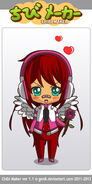 Scarlett Chibi Style H