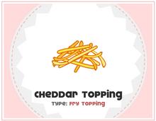 Cheddartopping