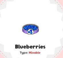 Blueberries (Scooperia)