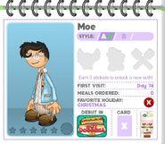 Moe Profile