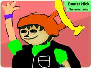 Boater Nick