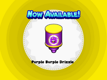 Purple Burple (Donuteria To Go!)